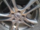 Диски 17 на Тойота, с зимней резиной 225/65/17 за 180 000 тг. в Алматы