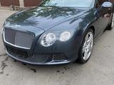 Bentley Continental GT 2011 года за 31 000 000 тг. в Алматы – фото 4