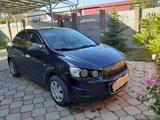 Chevrolet Aveo 2013 года за 3 600 000 тг. в Алматы – фото 5