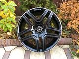 Диски AMG r21 на Mercedes GL, ML, GLE, GLS за 640 000 тг. в Алматы – фото 3