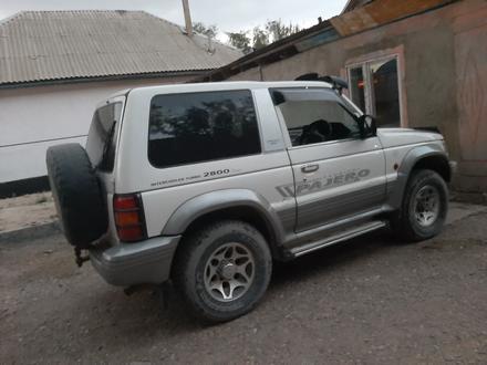 Mitsubishi Pajero 1996 года за 1 850 000 тг. в Алматы – фото 3