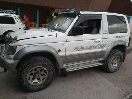 Mitsubishi Pajero 1996 года за 1 850 000 тг. в Алматы – фото 6