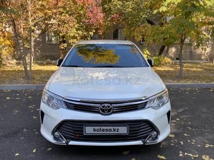 Toyota Camry 2015 года за 10 500 000 тг. в Алматы – фото 5