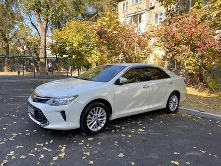 Toyota Camry 2015 года за 10 500 000 тг. в Алматы – фото 7