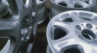 Привозные оригинальные диски R16 Mercedes-Benz S500 W220 за 100 000 тг. в Алматы