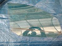 Переднее правое стекло 204 за 25 000 тг. в Алматы