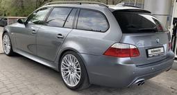 BMW 530 2007 года за 6 500 000 тг. в Алматы – фото 2