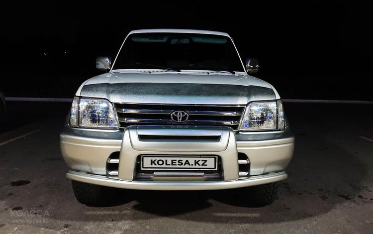 Toyota Land Cruiser Prado 1999 года за 5 800 000 тг. в Нур-Султан (Астана)