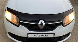 Renault Logan 2017 года за 4 200 000 тг. в Караганда – фото 4