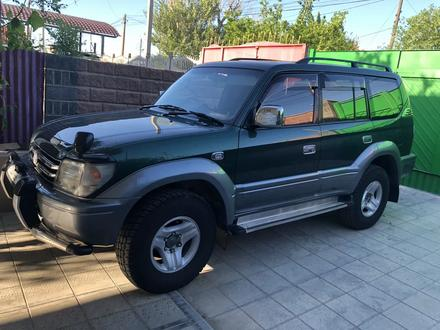 Toyota Land Cruiser Prado 1998 года за 4 500 000 тг. в Тараз