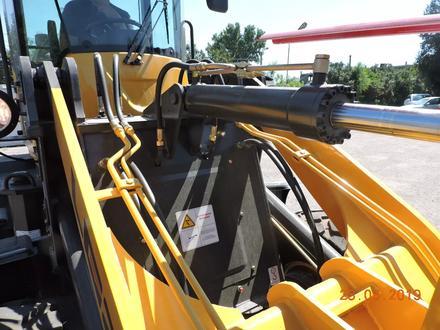 XCMG  продам фронтальный погрузчик 928 1куб 2тон 55kw 75Л.С. турбина джойстик кзв 2020 года за 6 990 000 тг. в Алматы – фото 64