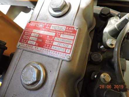 XCMG  продам фронтальный погрузчик 928 1куб 2тон 55kw 75Л.С. турбина джойстик кзв 2020 года за 6 990 000 тг. в Алматы – фото 78