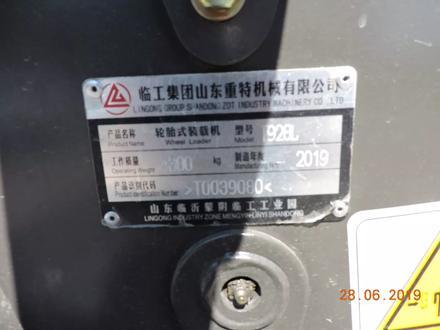 XCMG  продам фронтальный погрузчик 928 1куб 2тон 55kw 75Л.С. турбина джойстик кзв 2020 года за 6 990 000 тг. в Алматы – фото 96