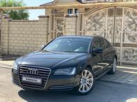 Audi A8 2011 года за 13 500 000 тг. в Алматы