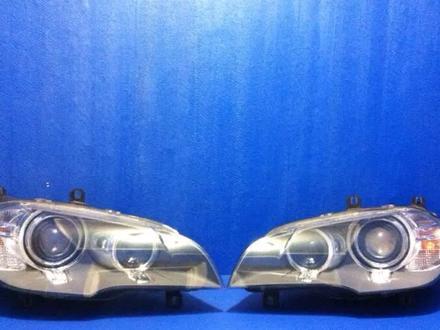 Фары рестайлинг e70 x5 LCI BMW за 375 000 тг. в Алматы