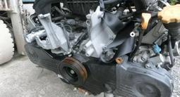 Двигатель subaru Ej 2.5 Outback Legacu 2010 год в Казахстане за 430 000 тг. в Алматы