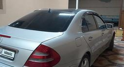 Mercedes-Benz E 320 2002 года за 3 500 000 тг. в Шымкент – фото 4