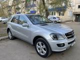 Mercedes-Benz ML 500 2005 года за 4 000 000 тг. в Уральск