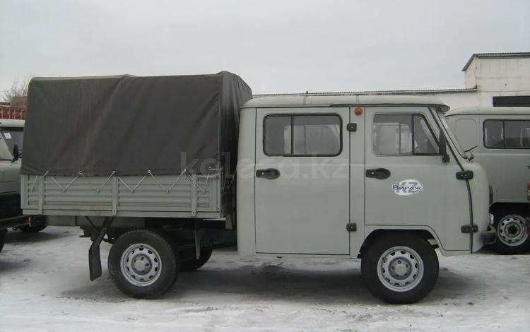 УАЗ  390945 2021 года за 6 590 000 тг. в Павлодар