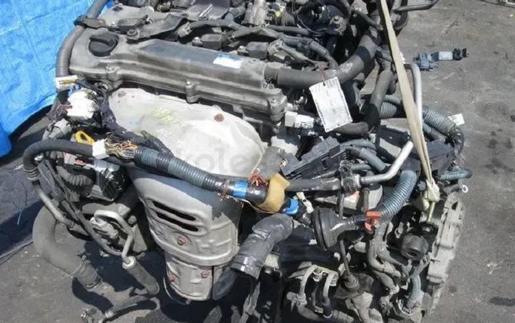 Контрактный двигатель 1AZ-FE на Toyota RAV4 за 400 450 тг. в Нур-Султан (Астана)