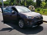 Toyota RAV 4 2019 года за 14 200 000 тг. в Алматы – фото 4