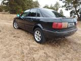 Audi 80 1992 года за 1 050 000 тг. в Костанай – фото 4