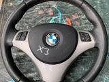 Руль на БМВ Е83 за 35 000 тг. в Караганда