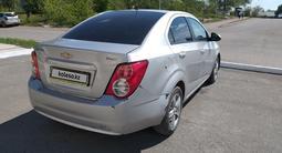 Chevrolet Aveo 2012 года за 2 500 000 тг. в Нур-Султан (Астана) – фото 2