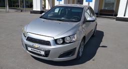 Chevrolet Aveo 2012 года за 2 500 000 тг. в Нур-Султан (Астана) – фото 4