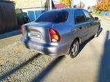 Chevrolet Lanos 2007 года за 650 000 тг. в Костанай