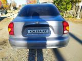 Chevrolet Lanos 2007 года за 650 000 тг. в Костанай – фото 3