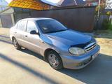 Chevrolet Lanos 2007 года за 650 000 тг. в Костанай – фото 4