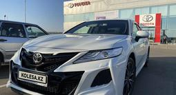 Toyota Camry 2018 года за 12 500 000 тг. в Нур-Султан (Астана)