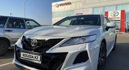 Toyota Camry 2018 года за 12 500 000 тг. в Нур-Султан (Астана) – фото 2