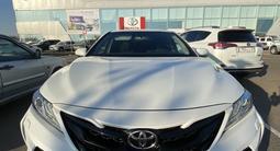 Toyota Camry 2018 года за 12 500 000 тг. в Нур-Султан (Астана) – фото 3