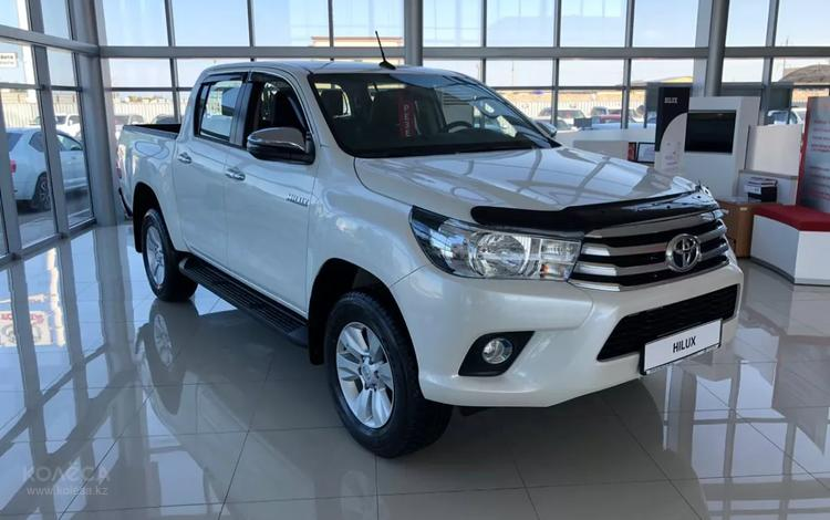 Toyota Hilux 2019 года за 16 800 000 тг. в Актау