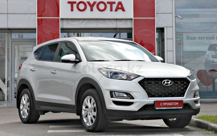 Hyundai Tucson 2019 года за 9 750 000 тг. в Алматы