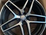 Оригинальные Диски на Mercedes GLE Coupe r21 за 900 000 тг. в Алматы – фото 2