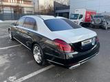 Mercedes-Maybach S 500 2016 года за 36 000 000 тг. в Алматы – фото 2