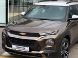 Chevrolet TrailBlazer 2021 года за 15 900 000 тг. в Атырау – фото 2