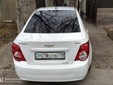 Chevrolet Aveo 2013 года за 3 000 000 тг. в Шымкент – фото 2