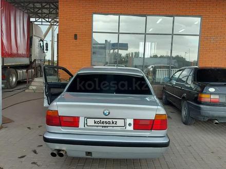 BMW 525 1993 года за 1 300 000 тг. в Шу