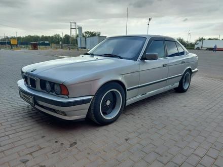 BMW 525 1993 года за 1 300 000 тг. в Шу – фото 4
