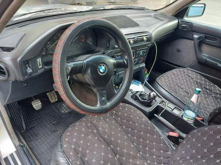 BMW 525 1993 года за 1 300 000 тг. в Шу – фото 5
