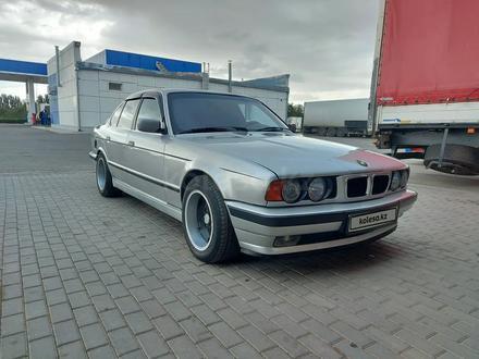 BMW 525 1993 года за 1 300 000 тг. в Шу – фото 7
