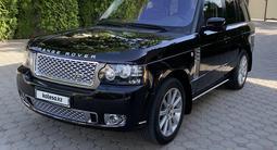 Land Rover Range Rover 2012 года за 12 800 000 тг. в Алматы – фото 4