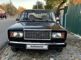 ВАЗ (Lada) 2107 2011 года за 1 000 000 тг. в Шымкент