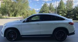 Mercedes-Benz GLE Coupe 63 AMG 2019 года за 39 500 000 тг. в Алматы – фото 2