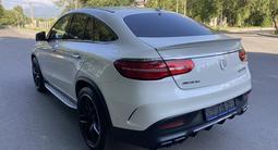 Mercedes-Benz GLE Coupe 63 AMG 2019 года за 39 500 000 тг. в Алматы – фото 3