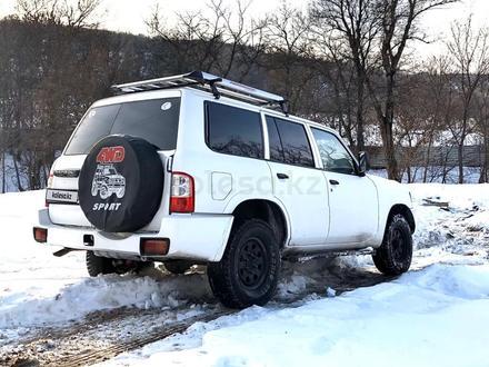 Nissan Patrol 2004 года за 4 700 000 тг. в Алматы – фото 8